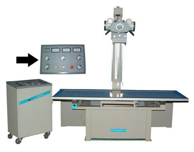 200mA X-ray Unit (with Radiographic) (AM-200)