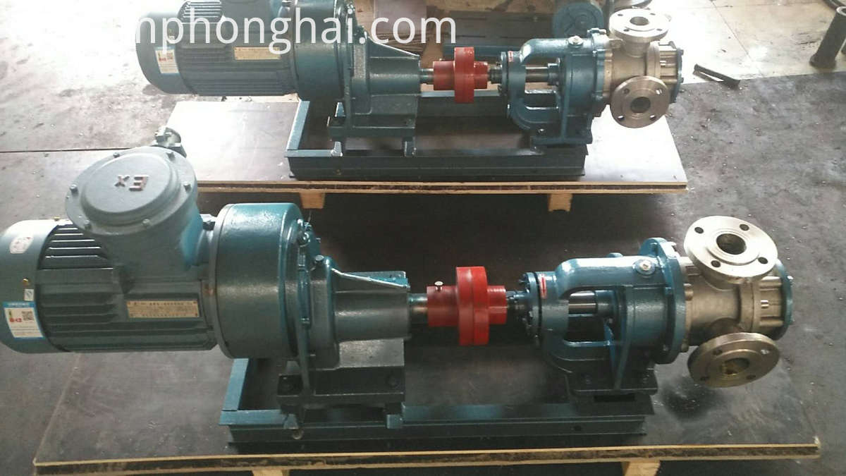 High Viscosity Rosin Conveyor Pump