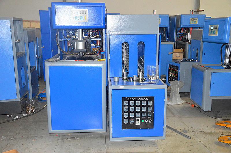Semi Automatic Barrelled Water Bottle Blow Mould Machine