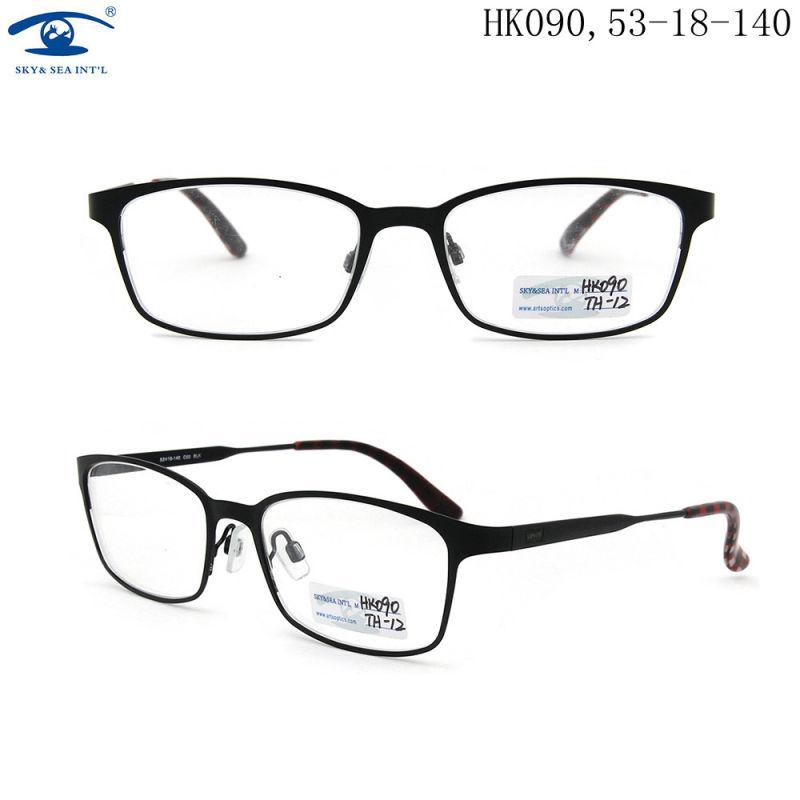 Fashion Metal Spectacle Frames, Optical Frames (HK090)