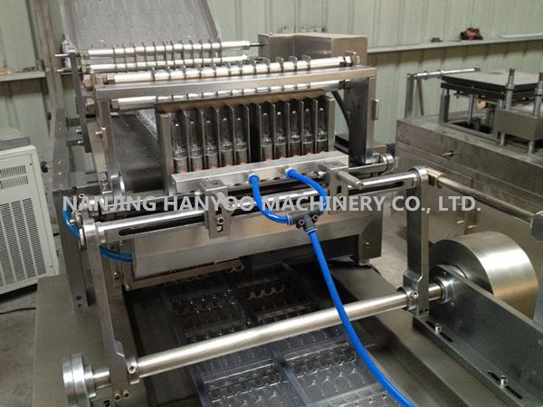 Dpp-150e Ampoule Vial Blister Packaging Machine