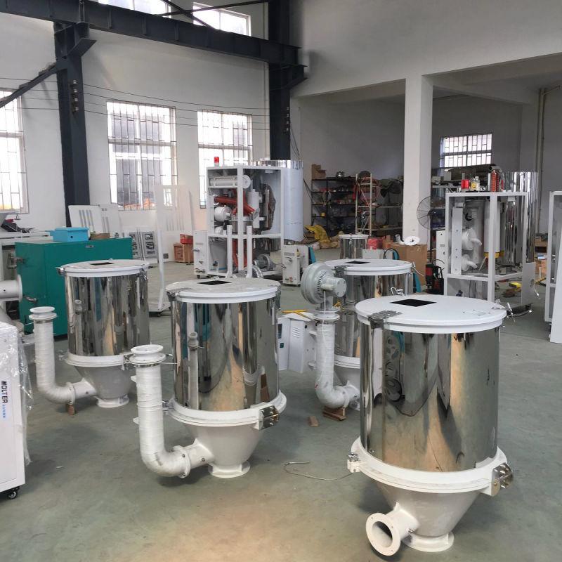 Stainless Steel Hopper Plastic Dryer Machine