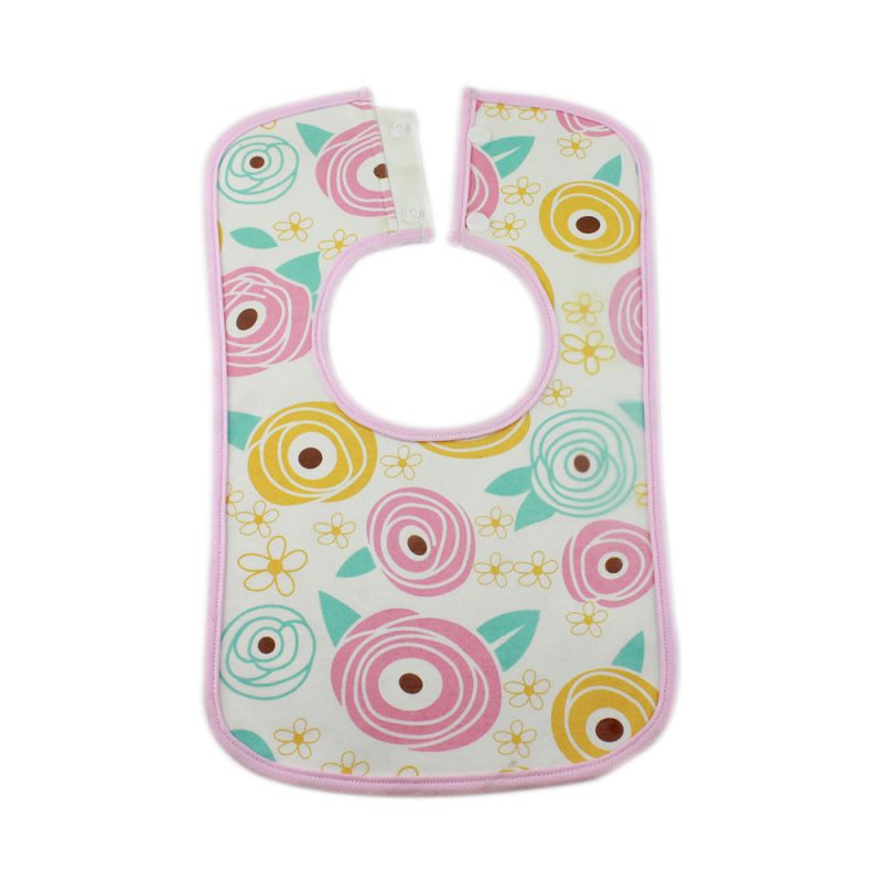 Soft Cotton 6 Months to 24 Months Baby Bibs