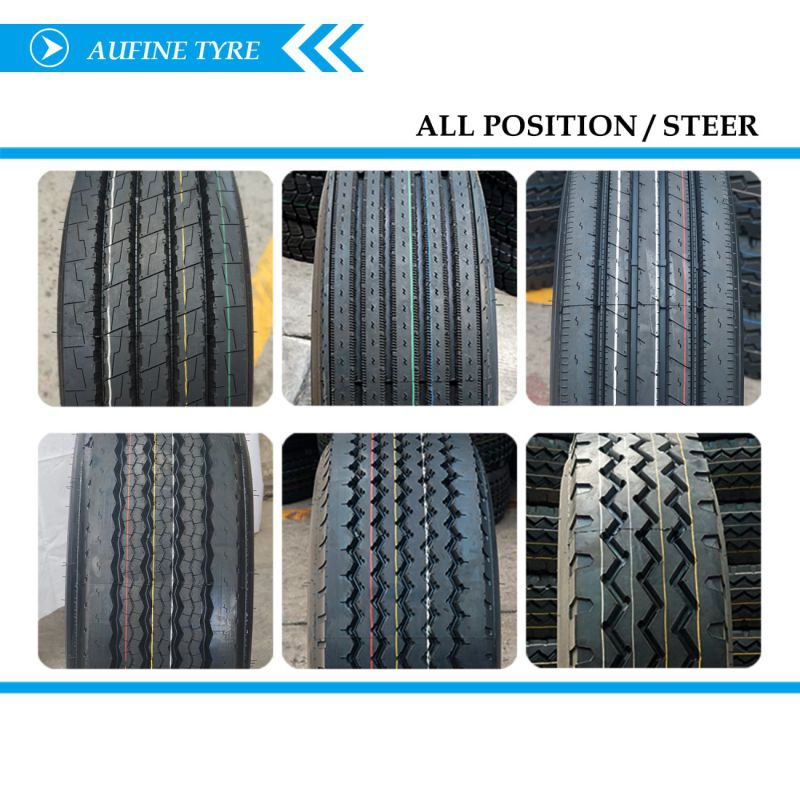 Drive Axle Radial on/off Road Truck Tyres (315/80R22.5)