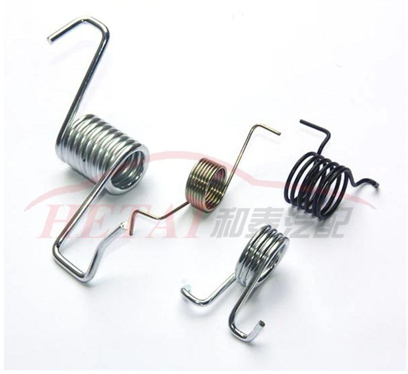 Custom Nickel Coating Metal Torsion Spring on Sale