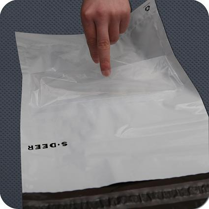Premium Plastic Mail Packaging Bag