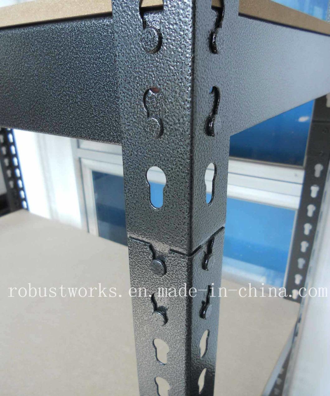5 Tiers Storage Shelf Steel Rack (8040-100)