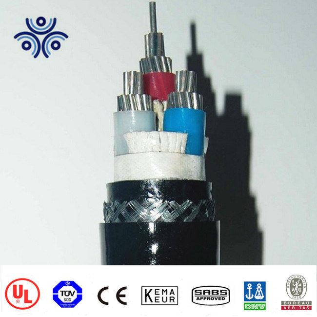 XLPE Insulation Low Smoke Halogen Free Shipboard Symmetric Telecommunications Cable