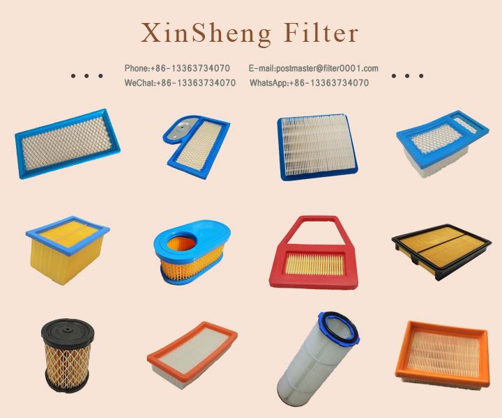 80066 Air Filter for John Deere Miu11749