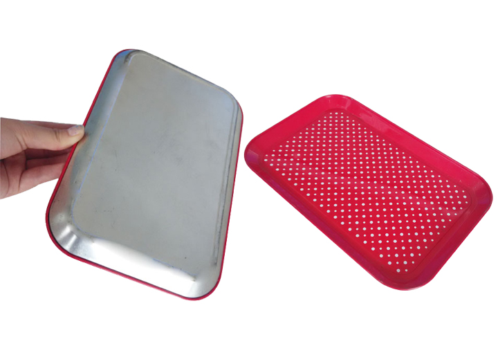 Smoke Making Metal Rolling Tray Rolling Smoke