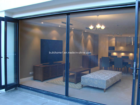 Custom Retractable Insect Screen for Large Doors