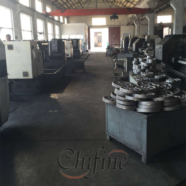 Customized High Quality Cast Iron Wheels
