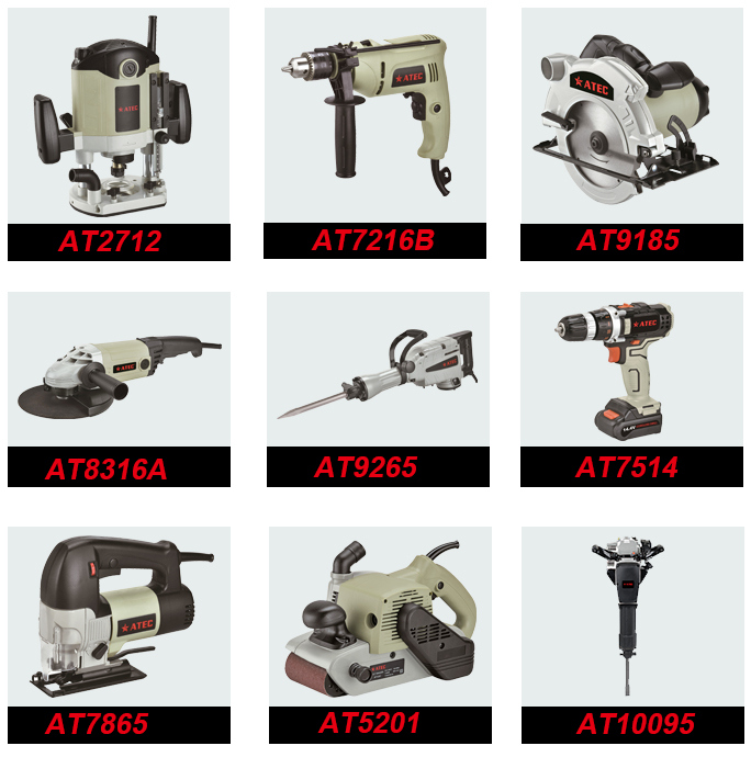 14.4V Professional Electric Tool Ni-CD Battery Drill Cordless (AT7514)
