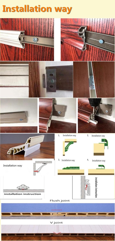 PVC Profile Single Screw Extruder