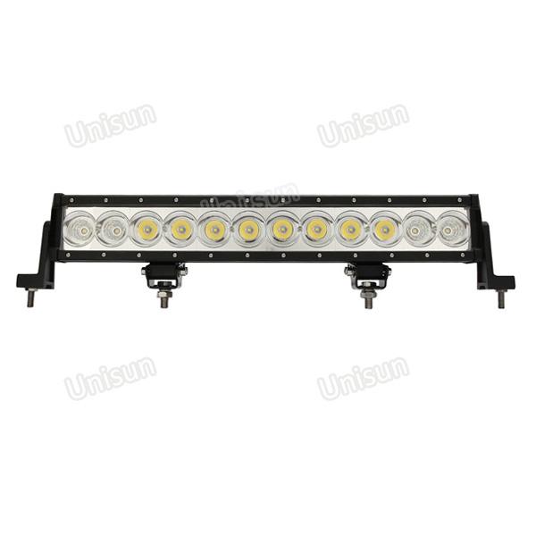 IP68 50inch 320W Single Row SUV CREE LED Light Bar