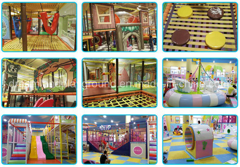 Children Paradise for Supermarket Indoor Playground Equipment Brisbane