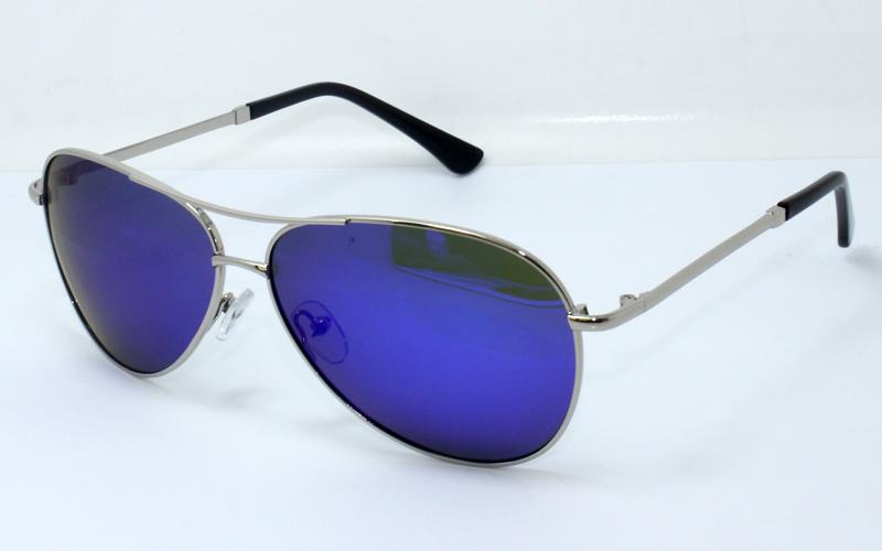 3025 /3026 Aviators Metal Sunglasses