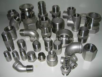 Stainless Steel Pipe Fittings - Equal Cross 1