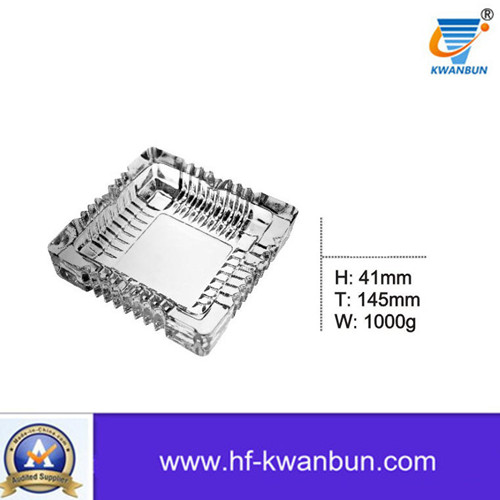 Glass Ashtray with Good Price Kb-Jh06187