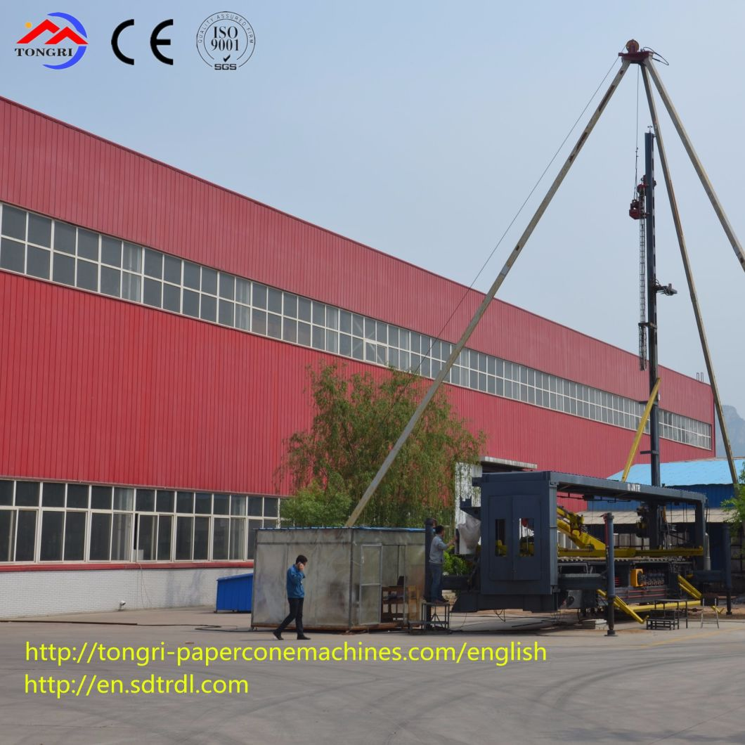 Full New/ Automatic/ High Configuration/ Fireworks Paper Cone Making Machine