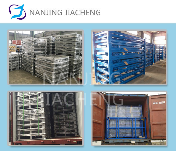 Hot-Selling China Heavy Duty Steel Pallet with High Quality