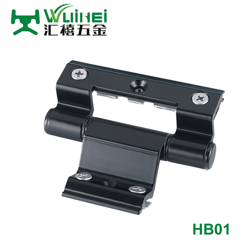 Aluminum Alloy Power Coating Pivot Hinge for Door with ISO9001 (HB001)