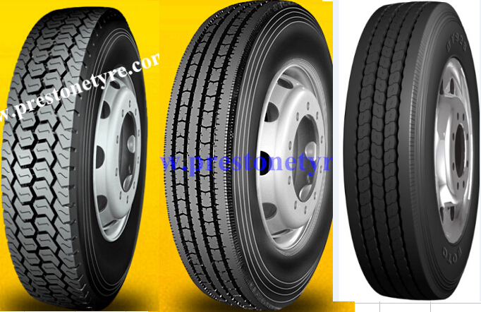Radial Tubeless Truck Tyre 225/70r19.5 245/70r19.5 265/70r19.5 High Quality Tires
