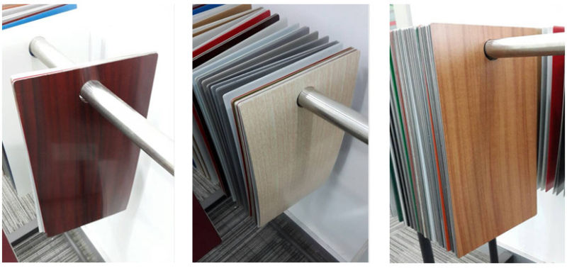Building Material Cladding ACP Acm 4mm Aluminum Sheet