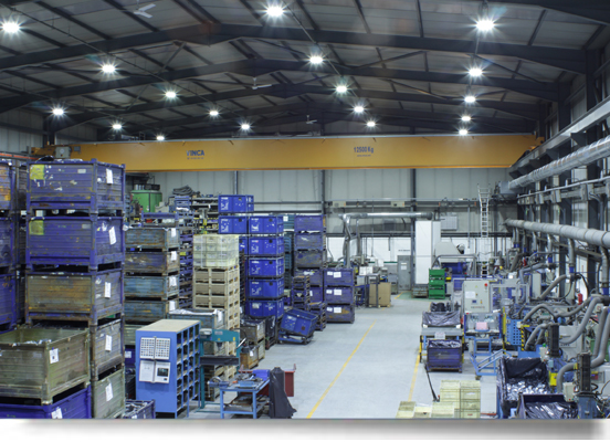 LED Industrial Lighting SMD High Bay