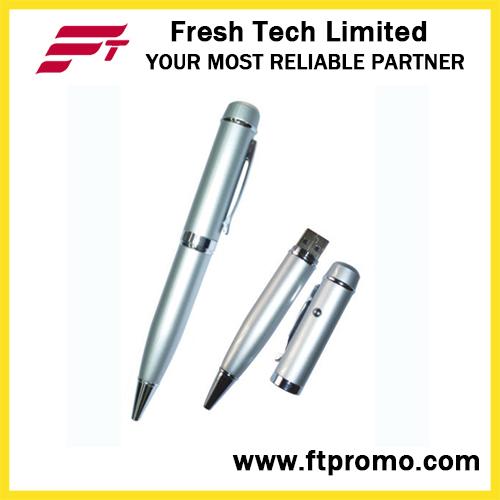 Laser Pointer USB Pen Style Flash Drive (D452)