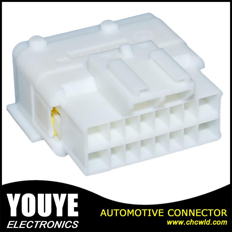 Molex 0982761004m Series 2p 3p 4p 6p 8p 12p 16p Waterproof Auto Connector