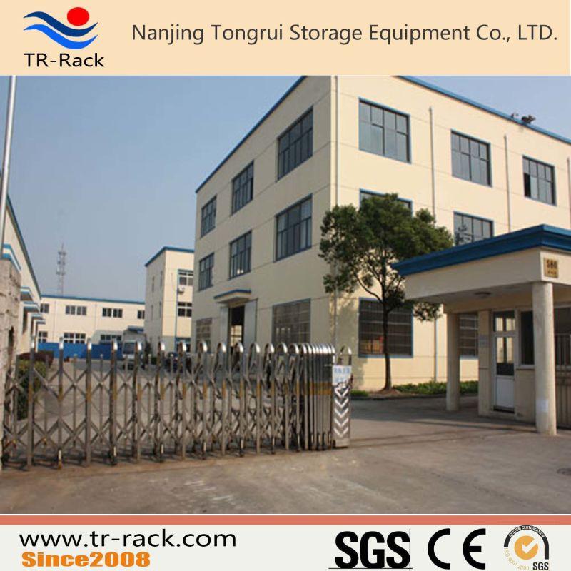 Stackable Galvanized Steel Warehouse Wire Mesh Storage Cage