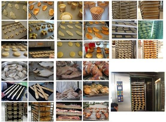Baking Rotating Rack Diesel Oil Oven for Food, Cake, Buscuit, Croissant (R5070D)