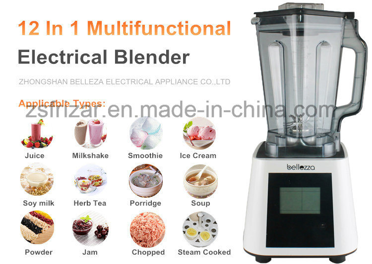 Fruit Food National Personal Electric Blender