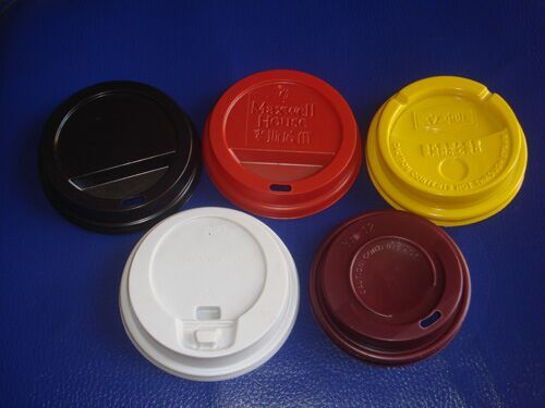 (KN-350) Paper Cup Plastic Lid Forming/Making Machine