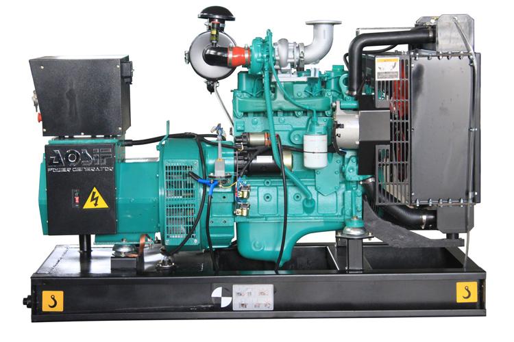 Aosif 60Hz Diesel Genset with Cummins Engine