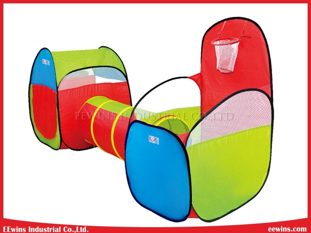 Outdoor Play Games Tunnel Tent for Kids
