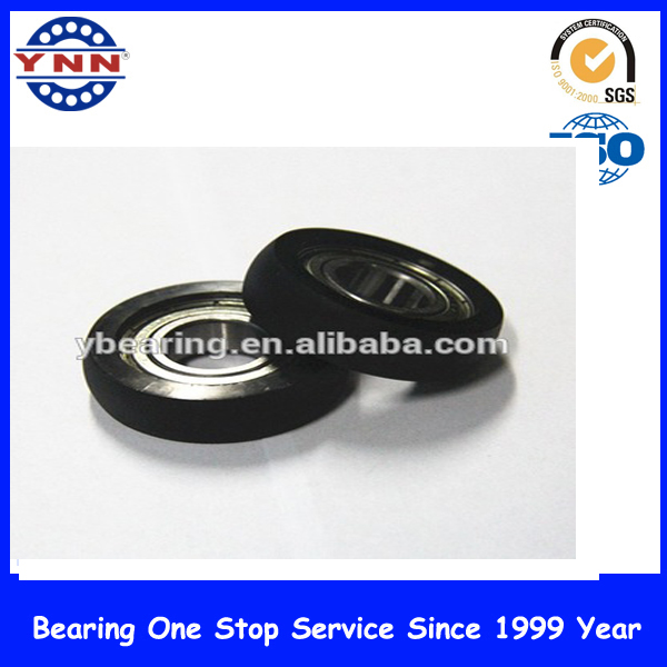 Black All Size and Size Plastic Ball Bearings (Middle Size)
