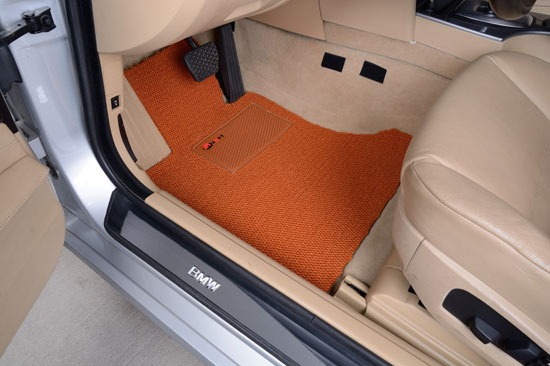 Car Mat Flat Foot Loop Pile PP Fiber Carpet in Roll
