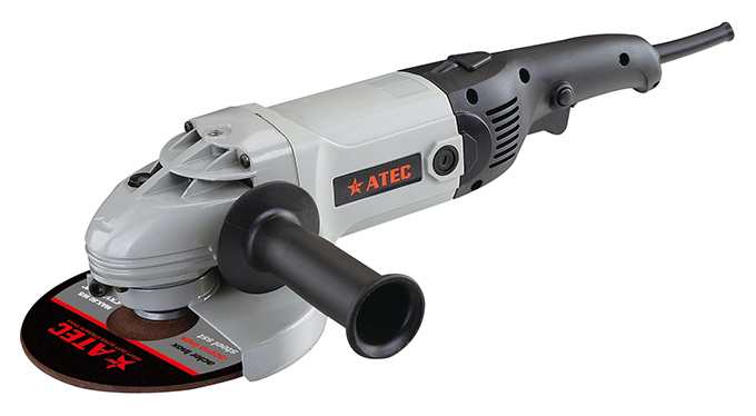 Popular Power Tools Hand Electric 180mm Angle Grinder (AT8317)