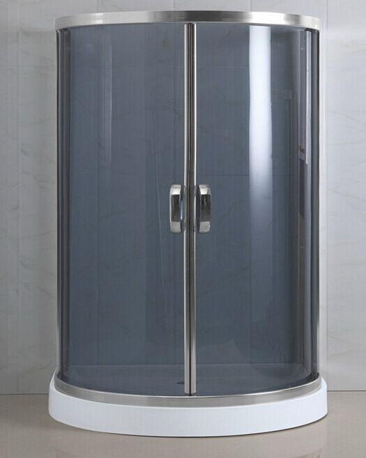 Half Round Simple Shower Cubicle (ADL-8602)