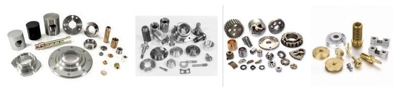 Brass CNC Machining Parts / CNC Machined Parts / Precision Machining Parts