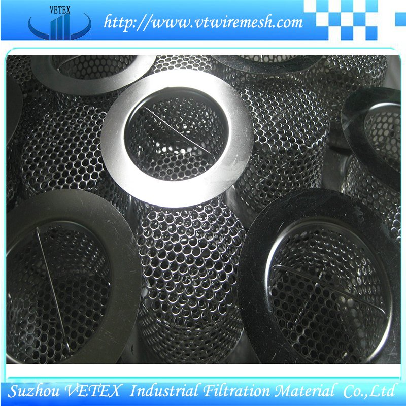 Stainless Steel Perforated Metal Mesh