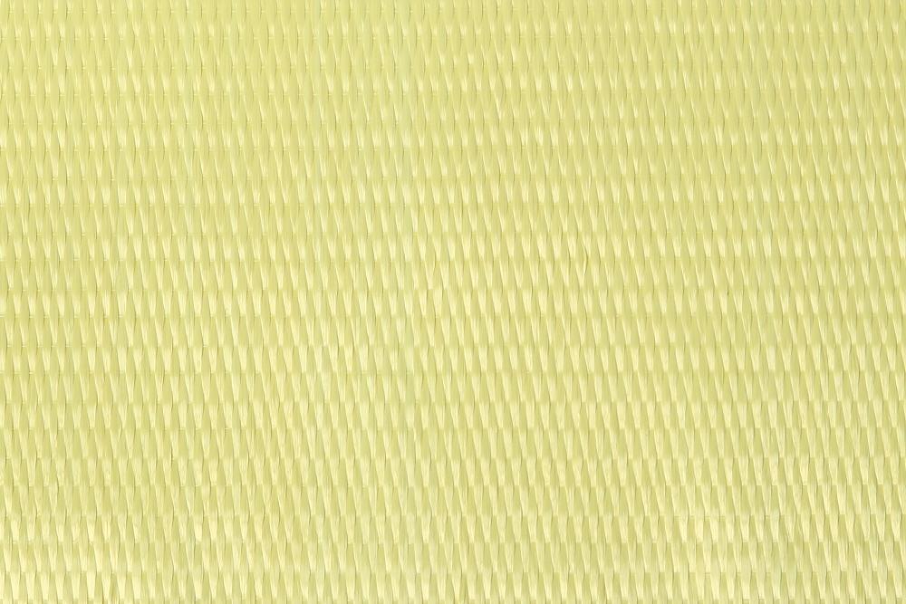 Heat Resistant Brown Color Teflon Kevlar Cloth