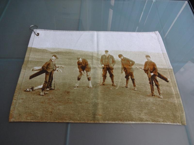 100% Cotton Custom Golf Towel (SST1005)