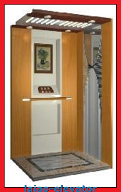 Monarch Control Cabinet Nice3000+ Rated Power for Home Elevator Lift