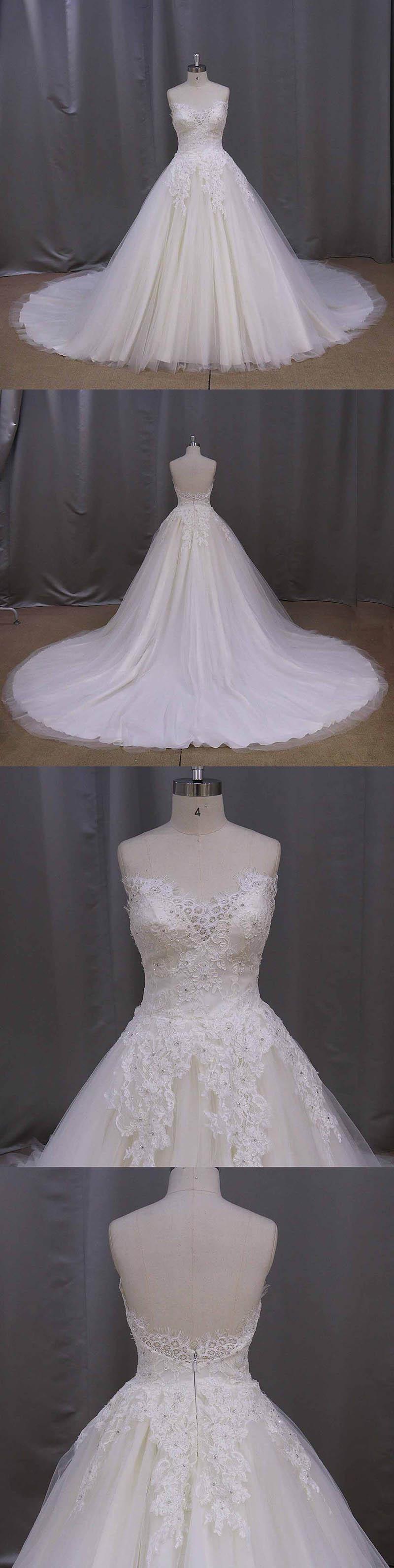 Sweetheart Ball Gowns Wedding Dress Notes