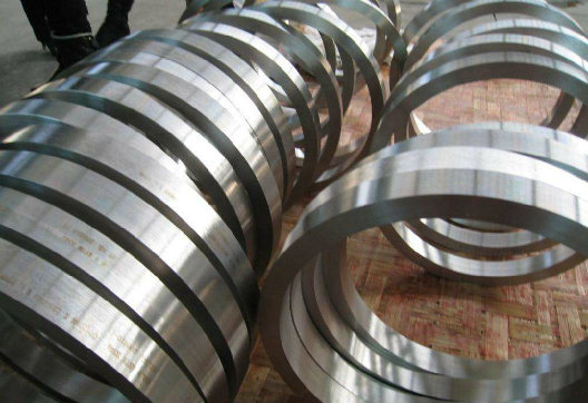 A105 Forged Rolled Ring According to Drawings