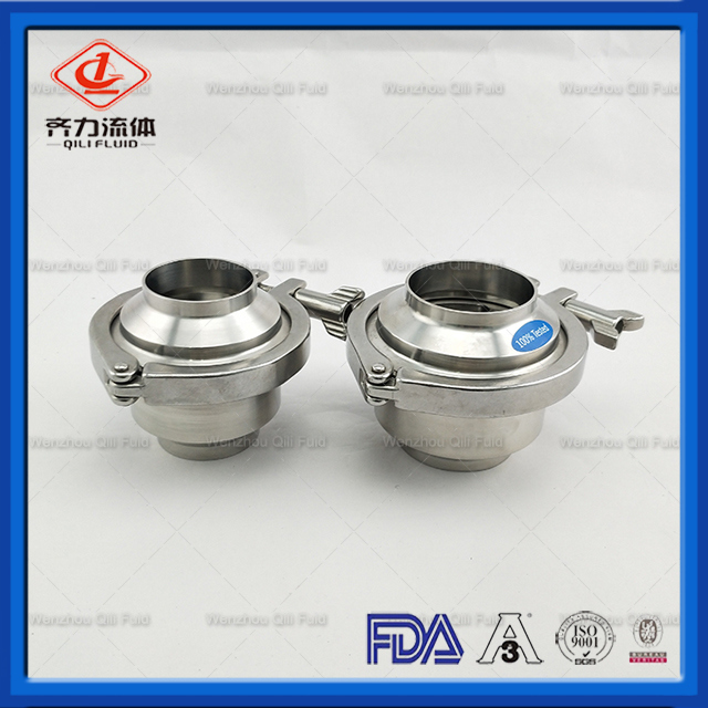 Food Grade Stainless Steel 304/316 Check Valve