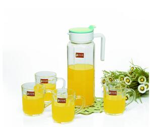 High Quality Glass Jug Set Kitchenware Kb-Jh06170